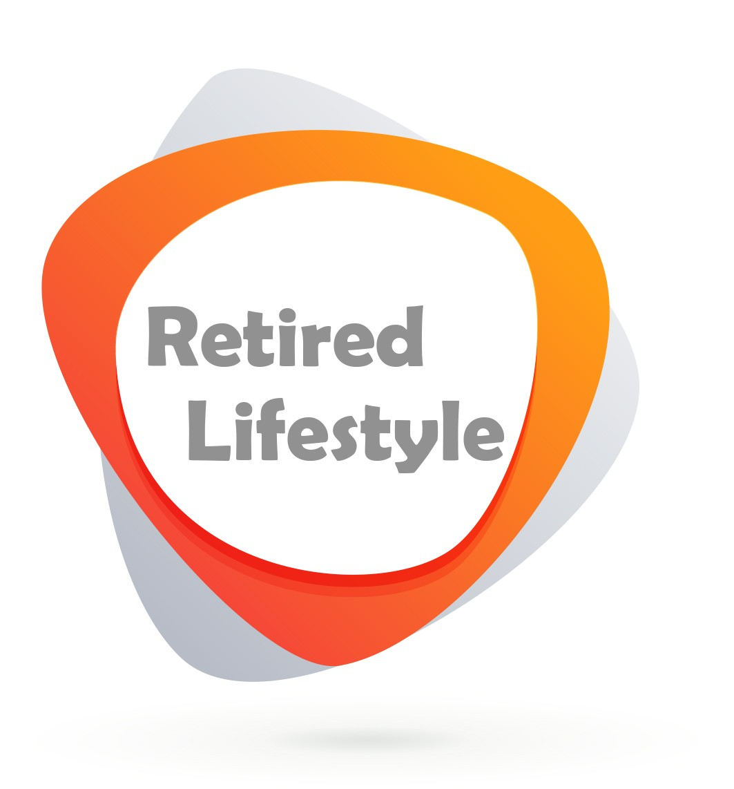 Retired lifestyle Logo