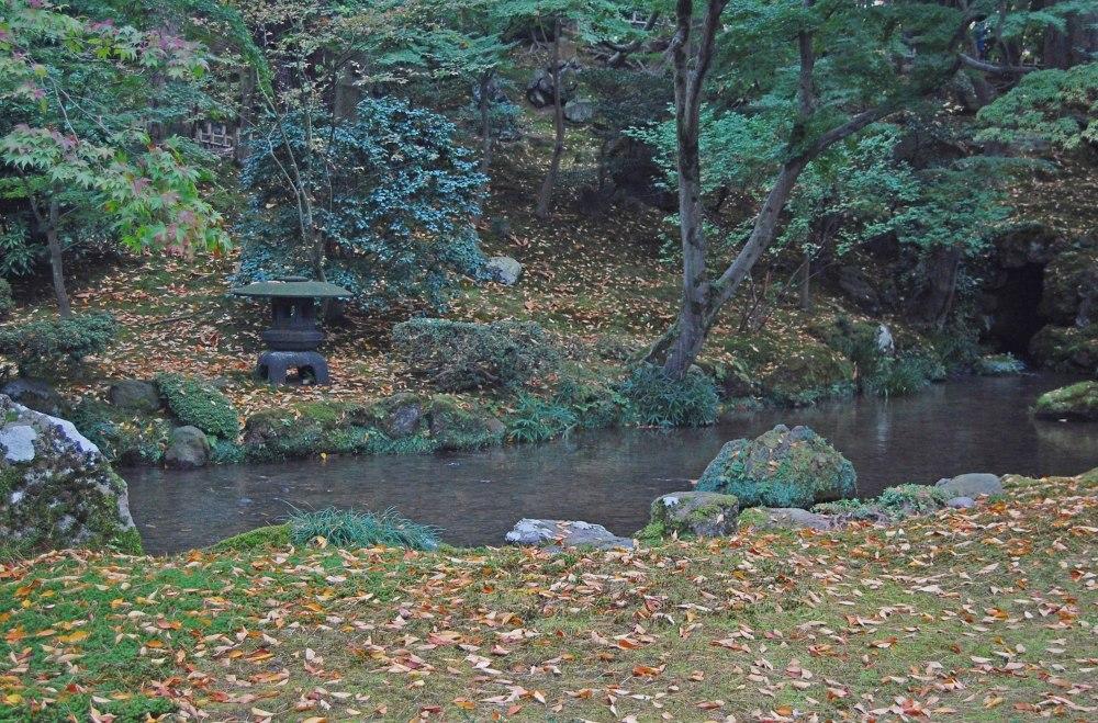 Six Attributes Garden - Kenrokuen Garden (兼六園) in Japan (6/6)