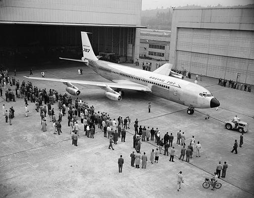 check six first boeing