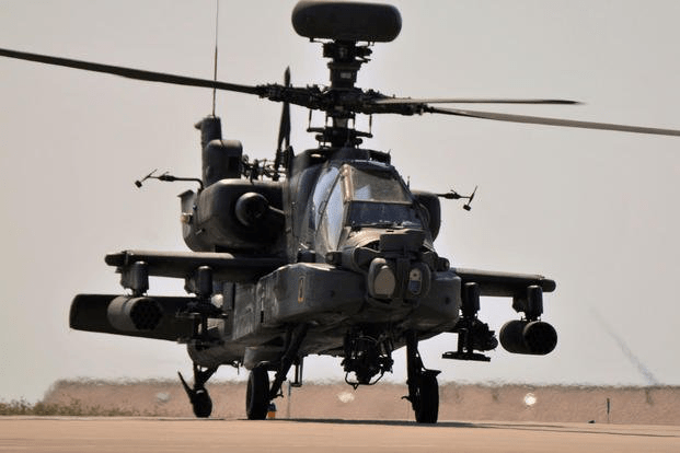 Armys Cold WarEra Apache Gunship Will Fly 30 More Years