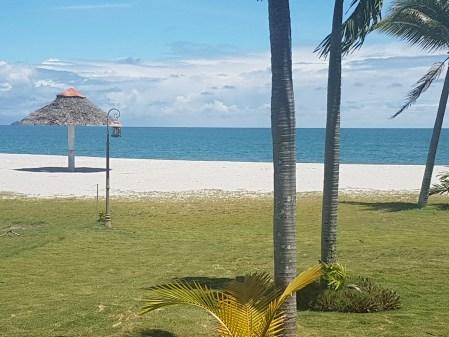 panama beach life