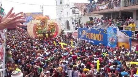 Las Tablas,Panama Carnival