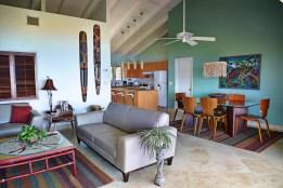 Kim's House Living Room