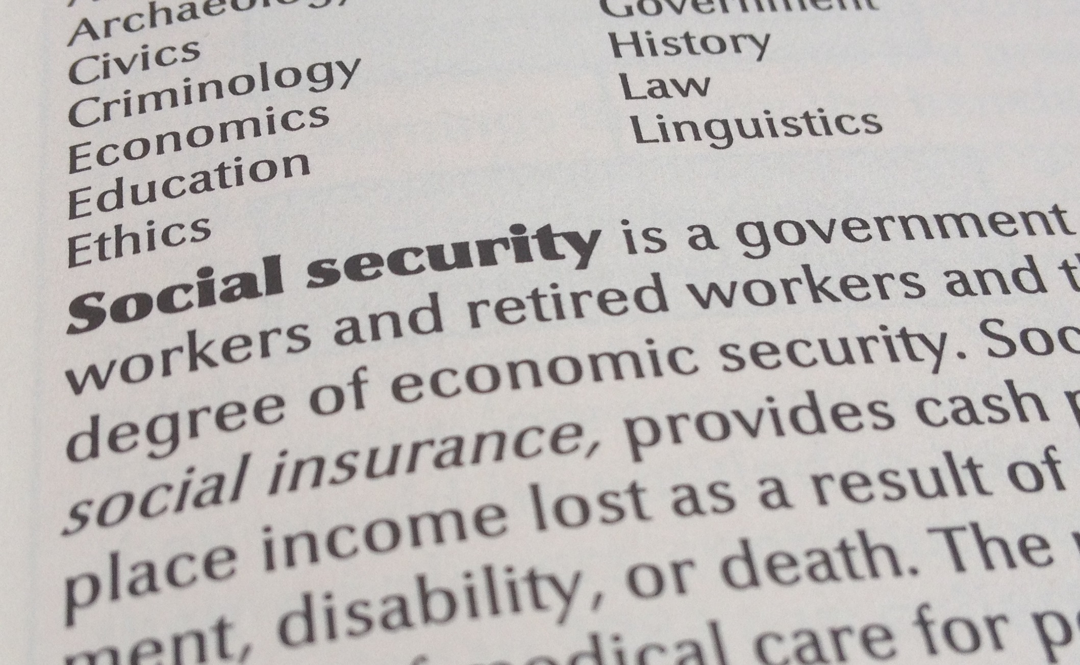 Should The Social Security Retirement Age Be Raised