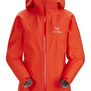 Arc'teryx Zeta SL Jacket Women's | Superlight Waterproof Gore-TEX Shell Jacket for Hiking