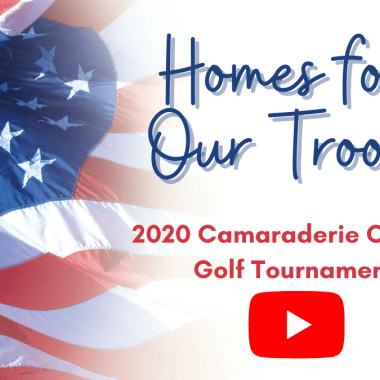 2020 Camaraderie Classic Golf Tournament