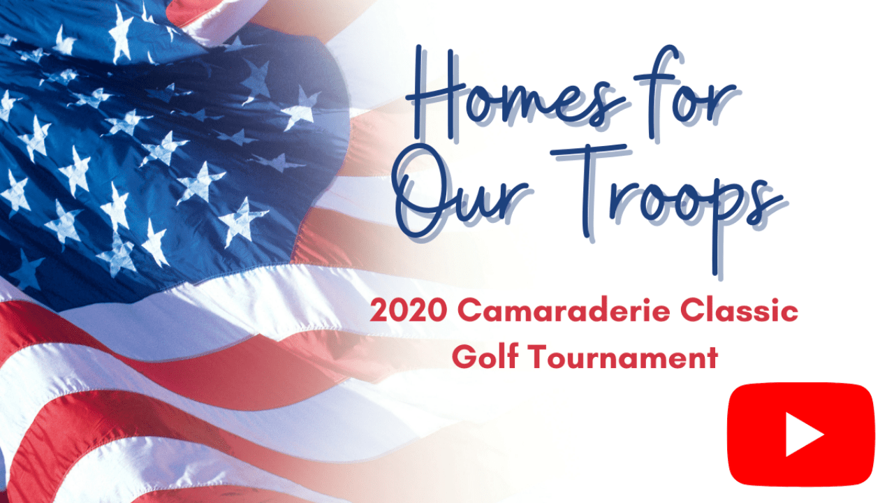 Homes for Our Troops Golf Tournament
