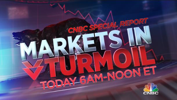 markets in turmoil