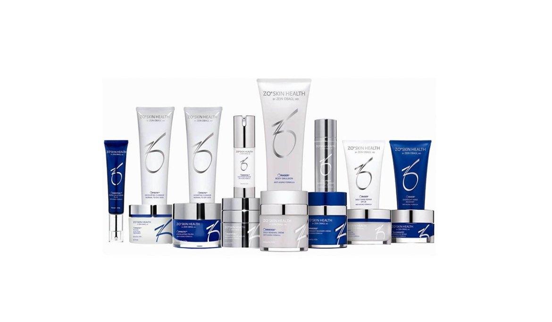 ZO skin produkter