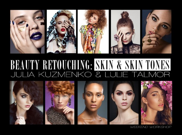 Beauty Retouching: Skin & Skin Tones