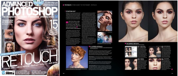 Advanced Photoshop Magazine #121