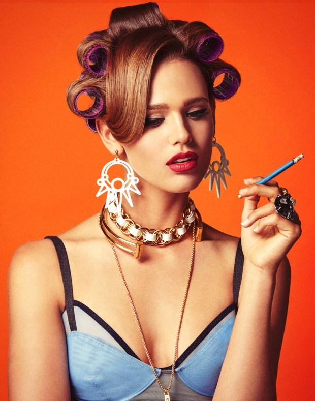 Photographer: Alana Tyler Slutsky, Retoucher: Pratik Naik, Model: Marloes Stevens, Makeup: Laramie Makeup, Hair: Kat Zemtsova, Styling: Jess Mederos