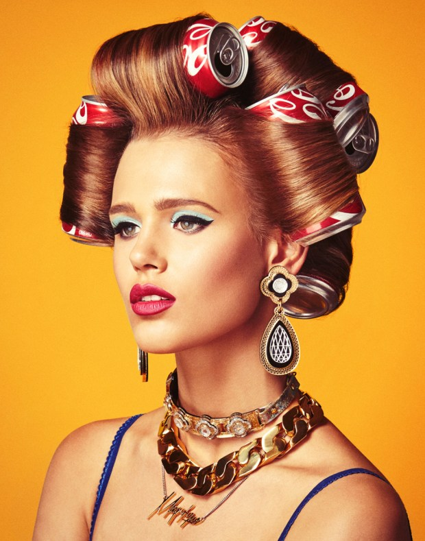 Photograper: Alana Tyler Slutsky, Retoucher: Pratik Naik, Model: Marloes Stevens, Makeup: Laramie Makeup, Hair: Kat Zemtsova, Styling: Jess Mederos