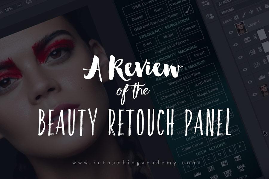 testimonial of retouching academy beauty retouch panel