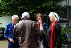 Aankomst van het kunstwerk in Doesburg op 21 mei 2016 - foto Jan Vijn002