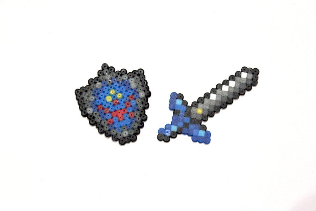 Sword and Shield - Legend of Zelda