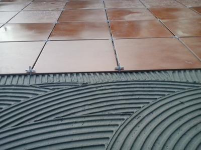humedades en terrazas