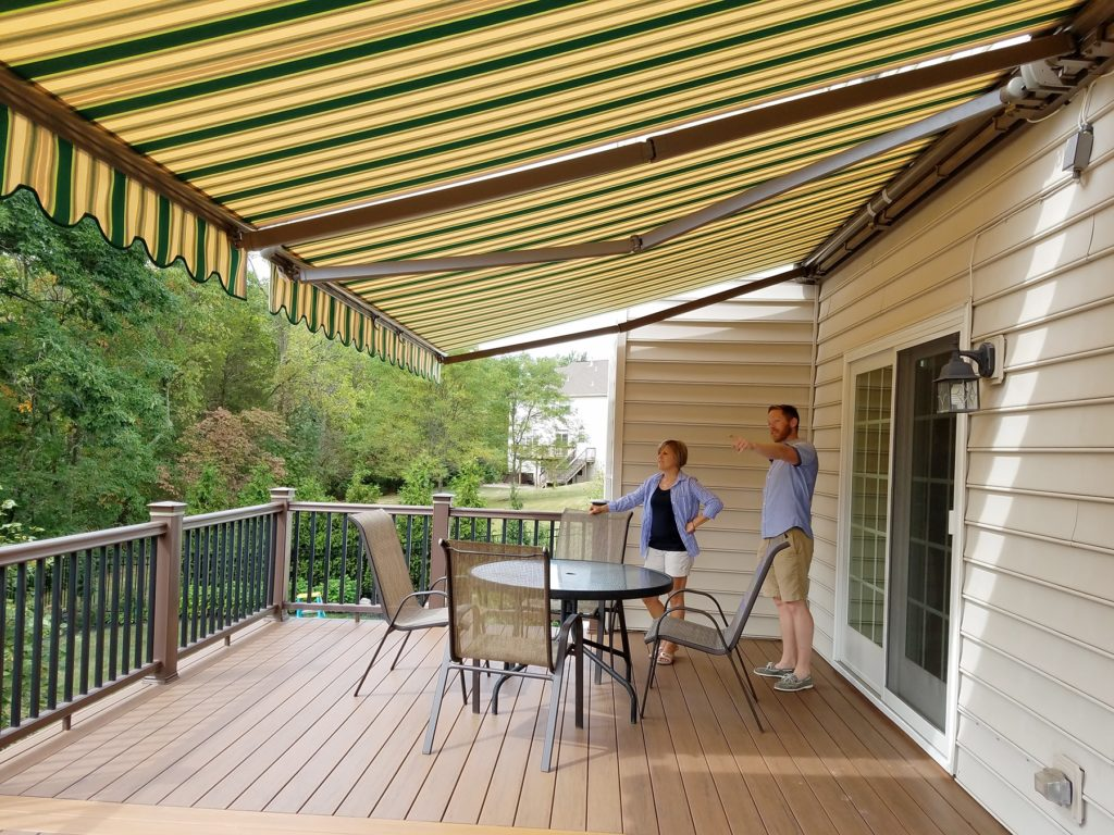 Retractable Awnings In Canada