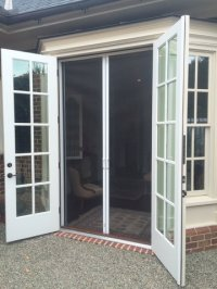 Practical French Doors and the Screens That Love Them ...