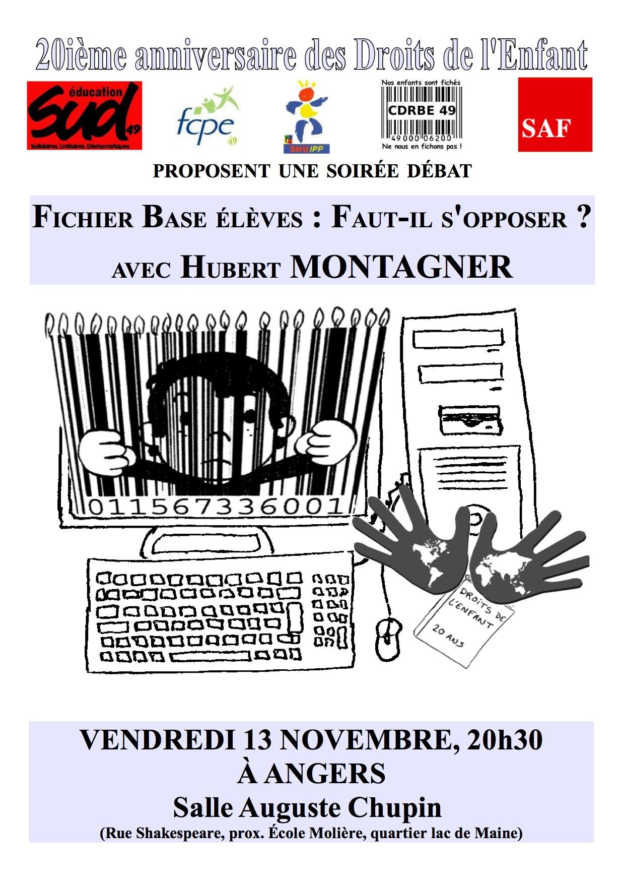 Débat Angers 13-11-09