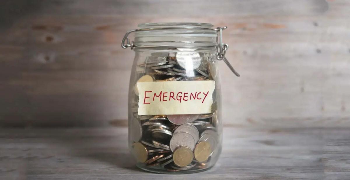 Fonds d'urgence / Emergency Fund
