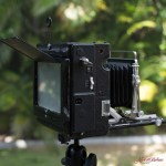 Press Camera - Graflex - Speed Graphic lateral