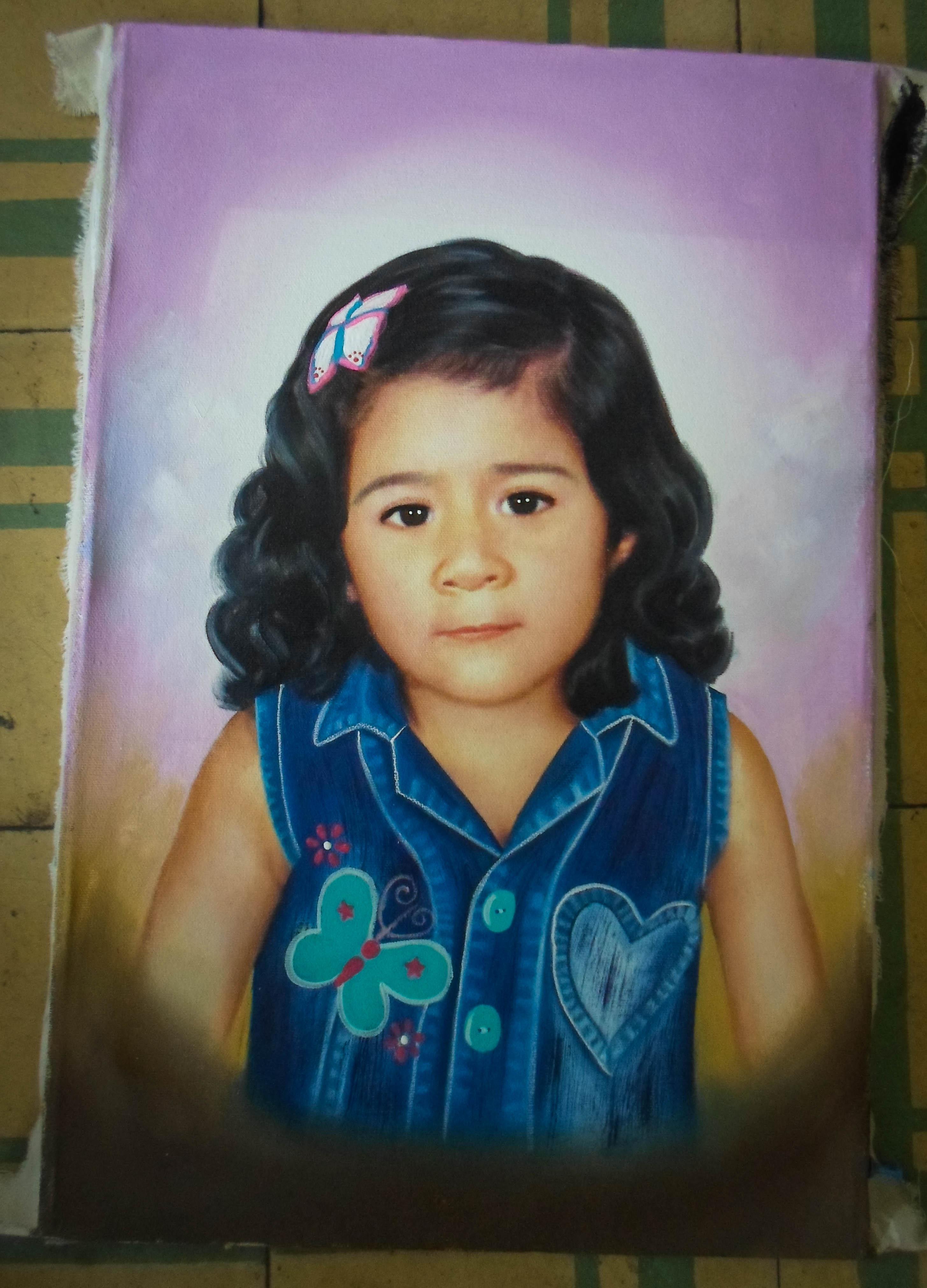 Retratos al leo GoicocheaPer  Ofrecemos cuadros y