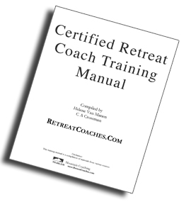 Become a Certified Retreat Coach! — Registration Opens for