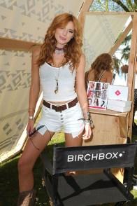 Birchbox Cabana At Interview Magazine's Coachella House - Day 1