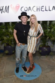 Official H&M Loves Coachella Party At the Parker Palm Springs