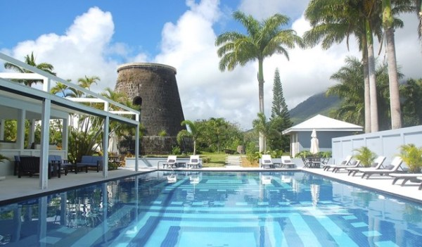 The Montpelier Plantation and Beach, on Nevis.
