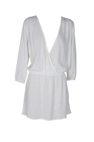MinkPink, Dream on Cross Front Dress