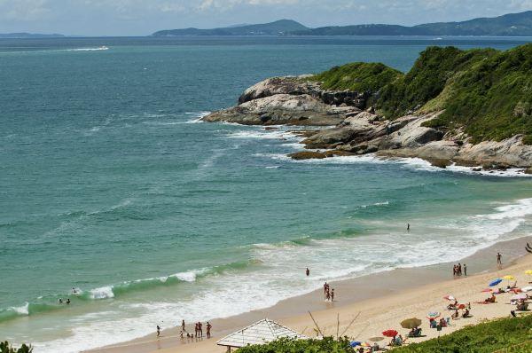Brazil Praia do Pinho