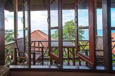 Standard Beach Bungalow Balcony