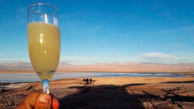 Atacama Laguna Cejar