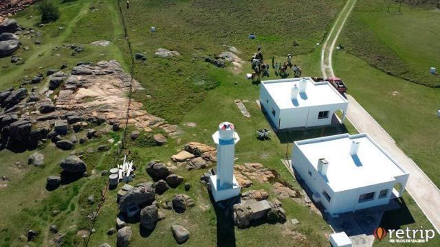 Vista do Farolem Cabo Polonio