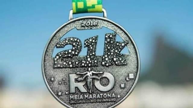 Maratona e meia maratona do rio de janeiro