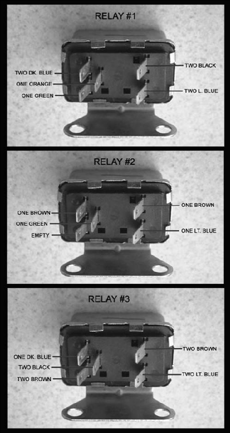 simple relay circuit diagram sequence tool open source faq67