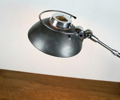 Lampe SolR graphité