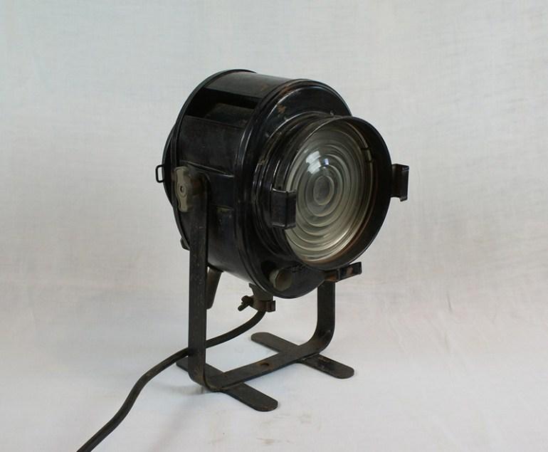 Projecteur cremer noir