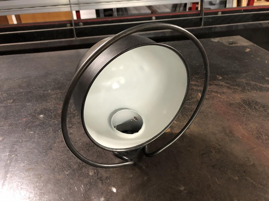 Globe de lampe Jieldé