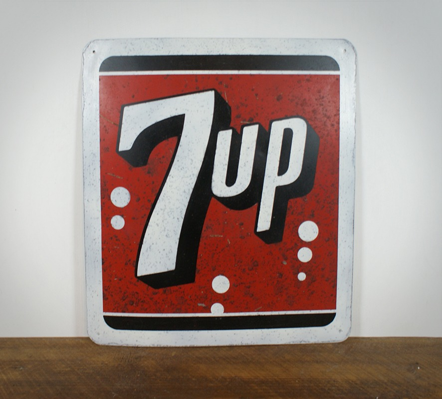 Plaque 7Up