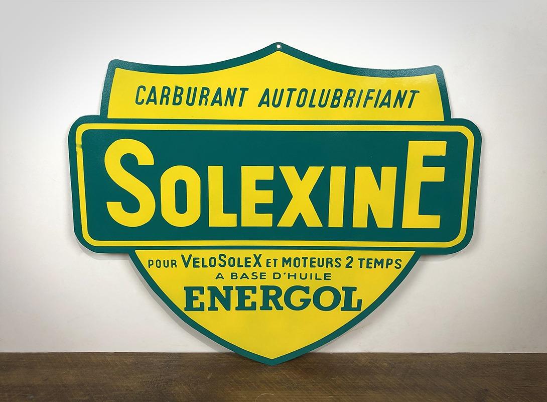 Plaque Solexine