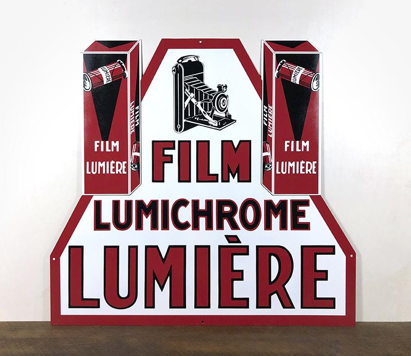 Plaque Film Lumière