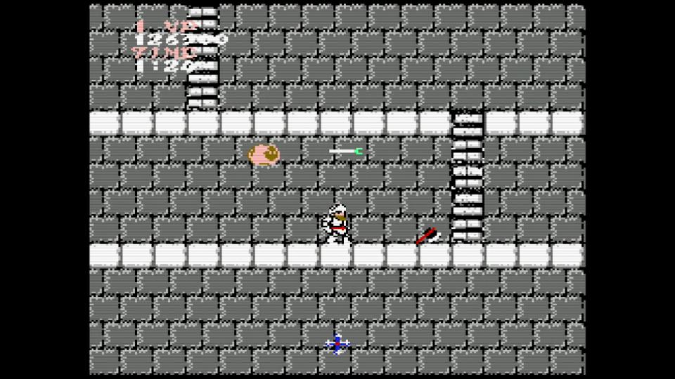 FC(ファミコン)版「魔界村」攻略