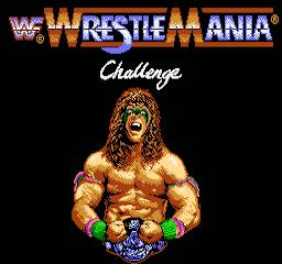 WWFレッスルマニアチャレンジ