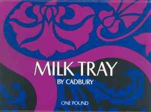 Milk Tray 1973 top
