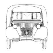 Citroen 2 CV fourgonnette