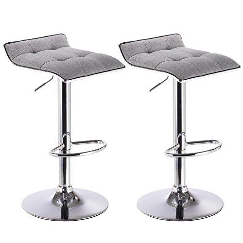 Woltu® Barhocker Design Drehstuhl Hocker Barstuhl Lounge