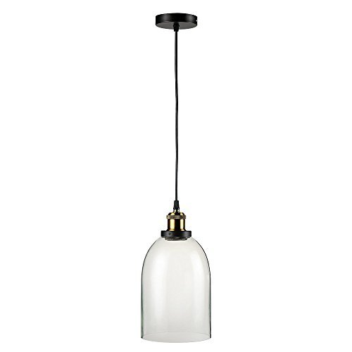 Maxmer Industrie Retro Hngelampe Vintage Loft Deckenleuchten Led Pendellampe Glas Shade